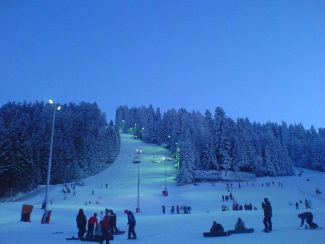 borovec skijanje bugarska